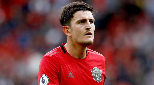 Harry Maguire wants to see more arrogance from Manchester United (Martin Rickett/PA)