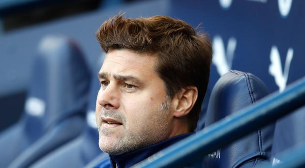 Mauricio Pochettino is keen to work with a settled squad (Martin Rickett/PA)