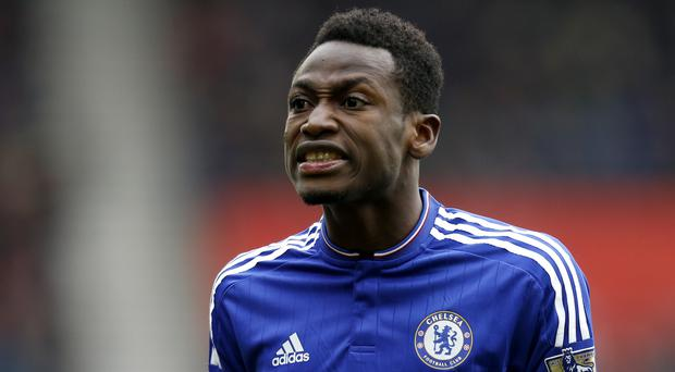 Baba Rahman has signed a one-year extension at Chelsea and gone out on loan (Paul Harding/PA)
