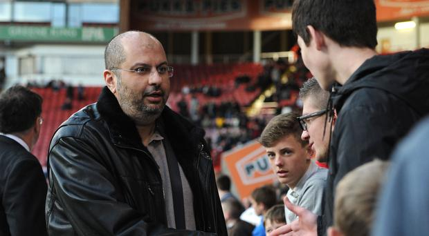 Prince Abdullah has been involved with Sheffield United since 2013 when they were in League One (Anna Gowthorpe/PA).