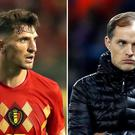Thomas Meunier and Thomas Tuchel feature in today's rumours (Bradley Collyer/Martin Rickett/PA)