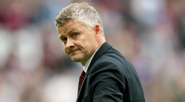 These are troubled times for Ole Gunnar Solskjaer (Nigel French/PA)