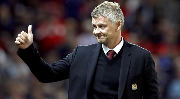 Ole Gunnar Solskjaer has urged Manchester United players and supporters alike to trust in him (Martin Rickett/PA)