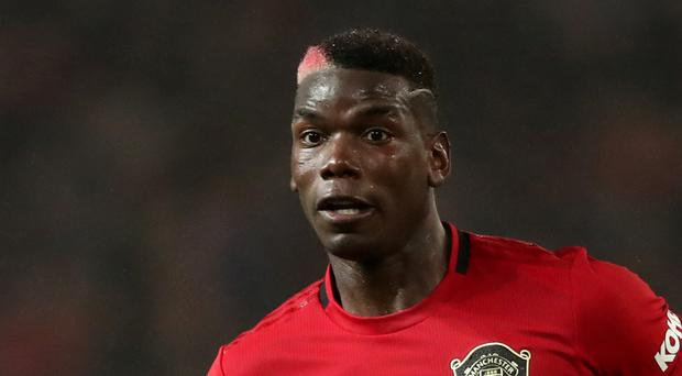Paul Pogba faced more criticism for his performance against Arsenal (Nick Potts/PA)