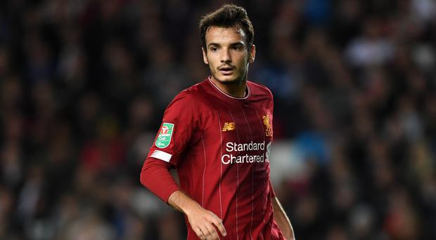 The absence of Pedro Chirivella's international transfer certificate has led to an EFL probe into Liverpool's Carabao Cup win at MK Dons (Joe Giddens/PA)