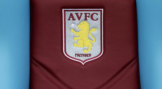 Aston Villa have condemned the racist chants (David Davies/PA)