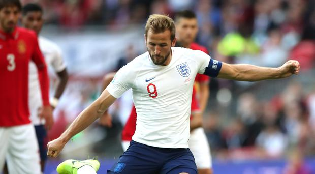 Harry Kane has been linked with a move away from Tottenham (Nick Potts/PA Wire)