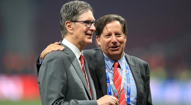 Liverpool's owners Fenway Sports Group are keen to give back to the city (Peter Byrne/PA)