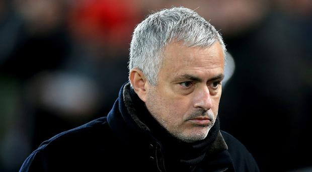 Jose Mourinho could be set to make a Premier League return, with Tottenham (Peter Byrne/PA)