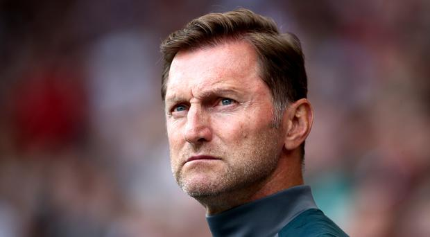 Southampton boss Ralph Hasenhuttl is confident Ross Wilson's departure has not affected his plans in the January transfer window (Tim Goode/PA)