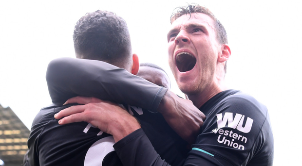 Wise head: Liverpool ace Andrew Robertson is taking nothing for granted