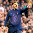Mauricio Pochettino wants Spurs to kick on now (Jonathan Brady/PA)