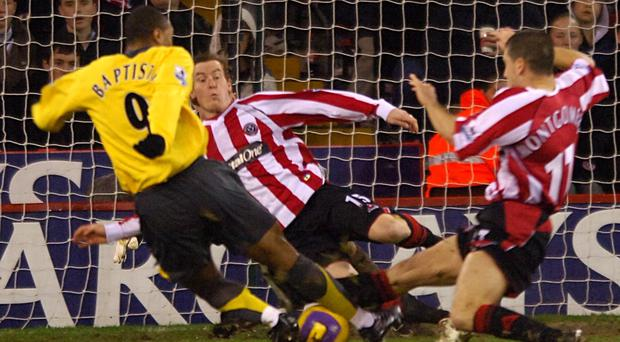 Sheffield United will lock horns with Arsenal in the Premier League for the first time in nearly 13 years (Rui Vieira/PA)
