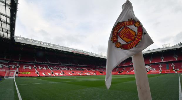 A home supporter was ejected from Old Trafford during Sunday's match between Manchester United and Liverpool over alleged racist abuse (Anthony Devlin/PA).