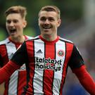 John Fleck insists Sheffield United's recent success is down to nothing but hard work (Mike Egerton/PA)