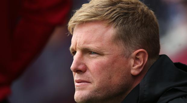 Bournemouth manager Eddie Howe admits his side have to improve their attacking prowess (Mark Kerton/PA)