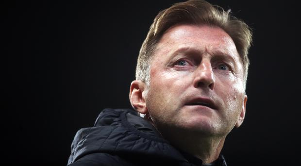 Ralph Hasenhuttl has received support from fellow managers (Nick Potts/PA)