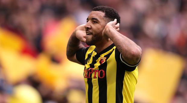 Watford forward Troy Deeney says it is time to call out all forms of discrimination (John Walton/PA)