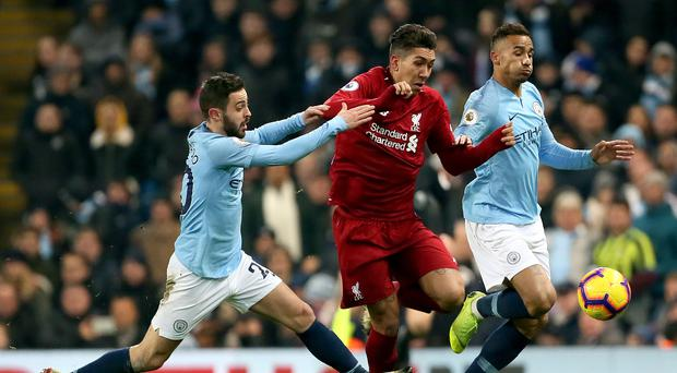 Liverpool and Manchester City have had some great games against each other in recent times (Richard Sellers/PA)