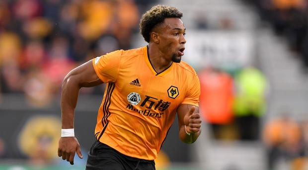 Adama Traore has been called up to the Spain squad (Dave Howarth/PA)