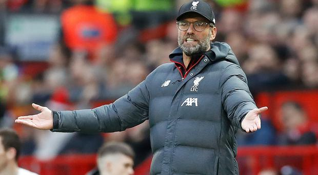 Liverpool manager Jurgen Klopp insists he is under no pressure to win the Club World Cup (Martin Rickett/PA)