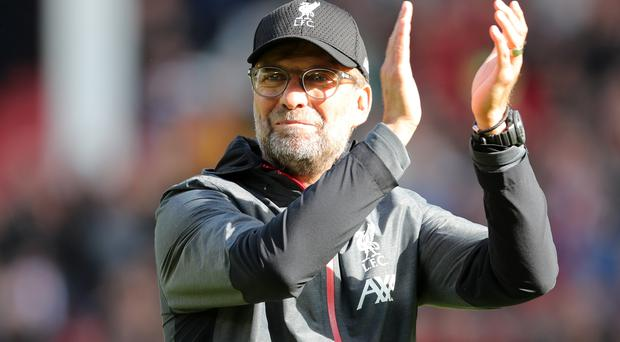 "Jurgen Klopp reckons what Liverpool have achieved seemed ""pretty much impossible"" (RIchard Sellers/PA)"