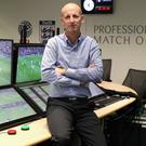 Mike Riley will present to Premier League chairmen on Thursday (Handout/PA)