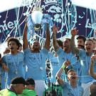 Manchester City posted record revenue of £535million and a profit of £10million, according to latest figures (Nick Potts/PA)