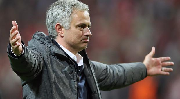 Jose Mourinho has signed a contract until the end of the 2022-23 season (Nick Potts/PA)