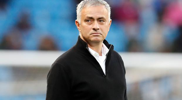 Jose Mourinho's success at delivering trophies is not in question (Martin Rickett/PA)
