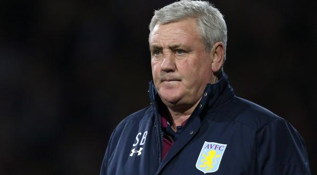Steve Bruce left Aston Villa in 2018 (Richard Sellers/PA)
