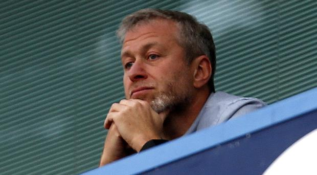 Roman Abramovich is not looking to sell Chelsea (Jed Leicester/PA)