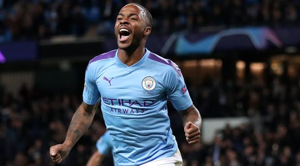 Raheem Sterling could be set to sign another contract with Manchester City (Nick Potts/PA)