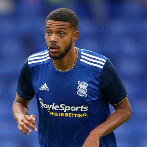 Jake Clarke-Salter has had to wait for his chance at Birmingham this term (Nick Potts/PA)