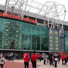Manchester United have agreed a new partnership with Chinese company Alibaba Group (Richard Sellers/PA)