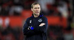 Everton caretaker manager Duncan Ferguson admits he is not ready for the job full-time (Adam Davy/PA)