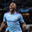 Raheem Sterling feels he has improved on and off the field (Nick Potts/PA)