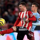 John Fleck struck twice for Sheffield United (PA)
