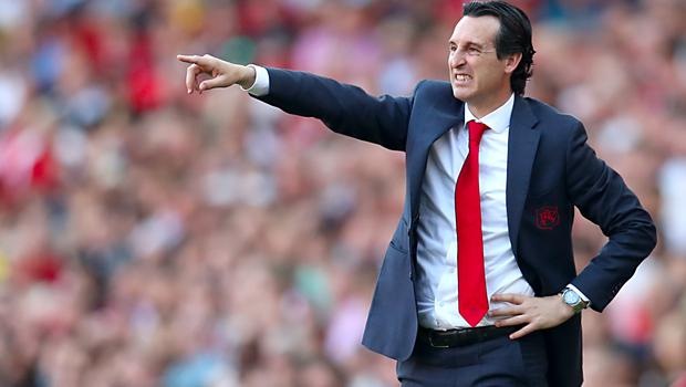 Arsenal manager Unai Emery has been sacked (Bradley Collyer/PA)