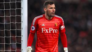 Ben Foster earned Watford a point (Mike Egerton/PA)