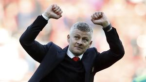 Ole Gunnar Solskjaer wants to bring the glory days back to Old Trafford (Martin Rickett/PA)