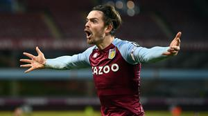 Jack Grealish has scored six Premier League goals and made 12 assists this season (Laurence Griffiths/PA)