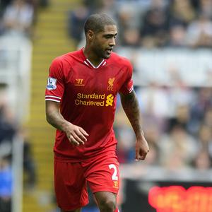 Glen Johnson is relishing his new wing-back role
