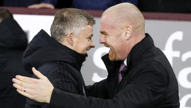Sean Dyche insists there is no shortcut to sustained success (Martin Rickett/PA)