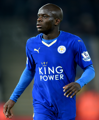 N'Golo Kante has completed a £30m move to Chelsea
