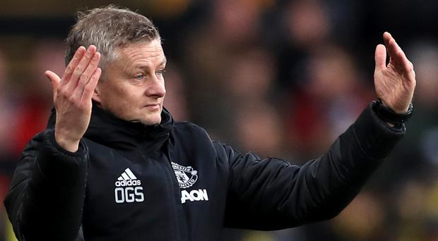 Ole Gunnar Solskjaer is not a fan of the fixture scheduling (Mike Egerton/PA)