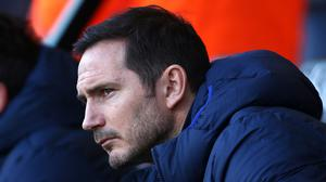 Chelsea manager Frank Lampard is taking things as they come with the Premier League season on hold (Mark Kerton/PA)