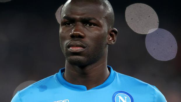 Napoli's Kalidou Koulibaly is wanted by top European clubs (Nick Potts/Empics)