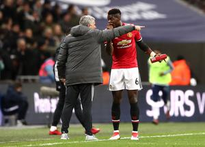 Paul Pogba was Mourinho's most expensive signing (John Walton/PA)