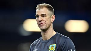 Joe Hart is set to depart Burnley, who he joined in the summer of 2018 (Anthony Devlin/PA)